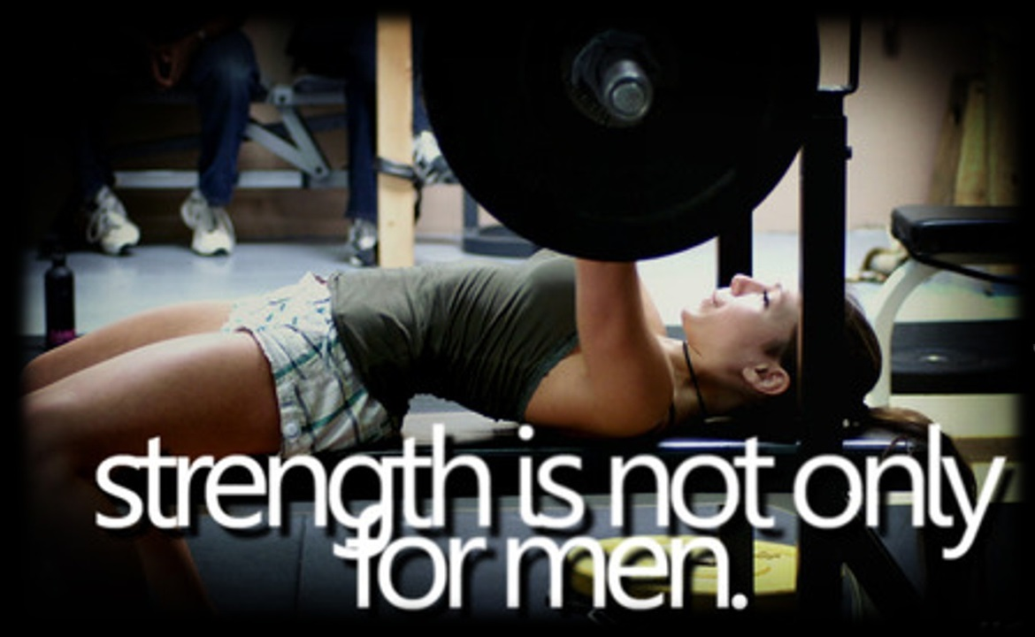 Strength Training for Women - Weekly exercise - week 2